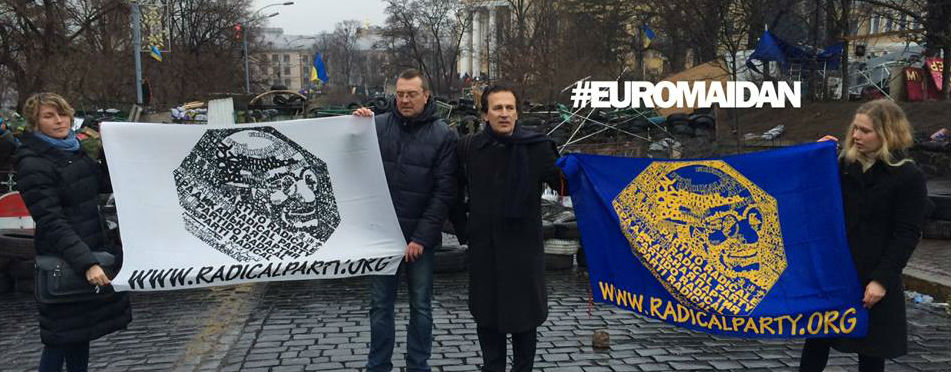 Delegation of the NRPTT in Kiev