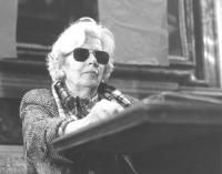 ritratto di Ursula Spinelli Hirschmann, vedova di Altiero Spinelli (BN)