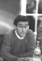 ritratto di Santiago Castillo (segretario federale del Partito Radicale) (BN)