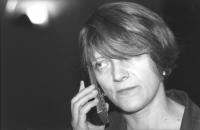 ritratto di Rita Bernardini fotografata da Tano D'Amico (BN) ottima