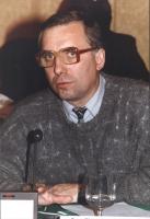ritratto di Vladimir Moskovka (Ucraina, presidente del Partito socialista democratico unito), iscritto al Partito Radicale.