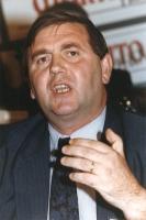 ritratto di Ivo Jelic, deputato croato, sindaco di Dubrovnik, iscritto al PR.