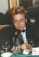 ritratto di Dimitri Zapolski (URSS- Deputato al Lensoviet)