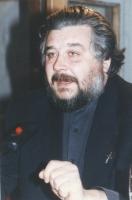 ritratto di Alexej Zotov, deputato del Soviet Supremo della Lettonia, membro di diritto del Consiglio Federale del PR