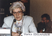 ritratto di Viorica Edelhauser (deputato della Romania).
