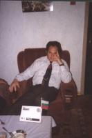 ritratto di Kolio Paramov (Bulgaria) deputato