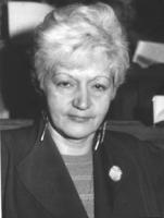 ritratto di Viorica Edelhauser, deputata rumena, consigliere federale del PR
