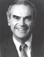 ritratto di William H.Draper III, amministratore del programma di sviluppo dell'ONU  (BN)
