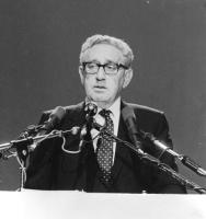 ritratto di Henry Kissinger, ex segretario di Stato USA (BN) 1351 bis.