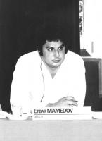 Consiglio Federale, I sessione, ritratto di Etibar Mamedov (URSS) (BN)