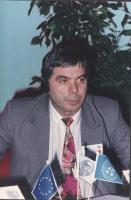 ritratto di Georgi Petrov (Bulgaria) deputato, al 36° congresso PR I sess.