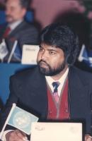 ritratto di Cyril Pillay (Sud Africa) deputato, al 36° congresso PR I sess.