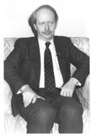 ritratto di Ralph Dahrendorf (BN)