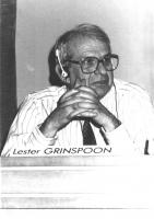 Lester Grinspoon, professore di psichiatria all'Università' di Harvard, Boston.