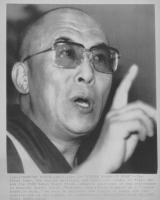 ritratto del Dalai Lama (BN)