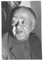 ritratto di Eugene Ionesco (BN)