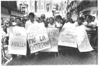"""""""nell'ambito del pedinamento ossessivo del Presidente della Repubblica Oscar Luigi Scalfaro durante lo sciopero della sete di Pannella sui 18 referend"""