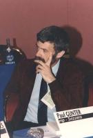 Paul Gunter (parlamentare europeo - Svizzera), partecipa al 36° Congresso del PR.