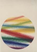 foto dell'opera che il pittore Pietro D'Orazio ha donato al PR per la campagna di finanziamento