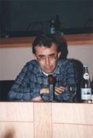 ritratto di Giulio Manfredi (militante storico di Torino)