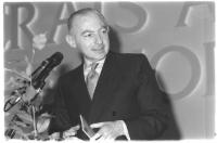 Giovanni Jannuzzi, direttore generale affari economici ministero degli Esteri. 36° congresso I sessione (BN) 1732 bis