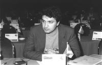 Ritratto di Tigran Gjuregjan, deputato (Armenia) ). 36° congresso II sessione (BN)