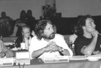 ritratto di Francesco Greco (PDS) senatore (BN)