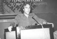 Filippo De Robilant. Assemblea dei deputati iscritti al PR a Sofia (BN)