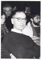 ritratto di Franco Grillini (BN)
