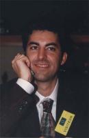 """""""Ritratto di Daniele Liberatori (miltante di La Spezia) .Convegno del Cora al PE: """"""""Le iniziative antiproibizioniste nonviolente"""