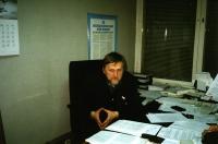 ritratto di Yulij Rybakov deputato russo iscritto al PR