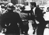 Piazza della Cancelleria. Un poliziotto in borghese apre il fuoco Il giorno in cui fu uccisa Giorgiana Masi (BN) ottima, importante, storica. Dimostra