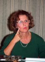 ritratto di Franca Fossati, giornalista