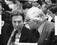 Pannella con Mario Segni (BN)