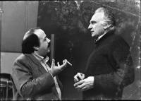Pannella parla con Maurizio Costanzo (BN)