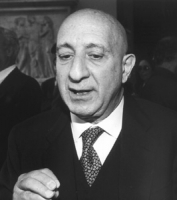 ritratto di Aldo Corasaniti, ex presidente della Corte Costituzionale (BN)