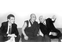 Olivier Dupuis, Il Dalai Lama, e Pannella al PE. Ottima, importante