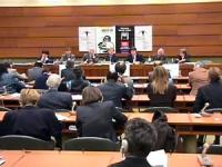 Sede onu. Conferenza di Nessuno Tocchi Caino in vista della votazione della risoluzione di moratoria della pena di Morte.