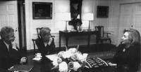 Emma Bonino con Hillary Clinton