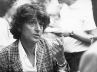 ritratto di Adelaide Aglietta, in occasione delle elezioni dell'89.