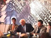 Visita del dissidente cinese Wei Jingsheng in Italia ospite del pr.  (Cina) Incontro pubblico con i militanti del pr.