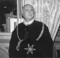 ritratto di Vincenzo Cajaniello, ex presidente della Corte Costituzionale