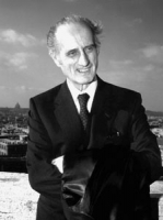ritratto di Giovanni Conso, ex presidente della Corte Costituzionale