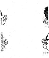 """VIGNETTA: """"Attesa dei risultati elettorali"""" Le orecchie di Andreotti, Berlinguer, Pannella e Craxi sbucano dai lati della vignetta"""