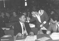 Adelaide Aglietta e Enzo Tortora al 30° congresso del PR. (BN) buona.  Nelle altre altre foto di Aglietta