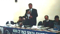 Seminario di preparazione della conferenza per l'istituzione del tribunale penale internazionale entro il 1998 Con Giovanni Conso (ex presidente della