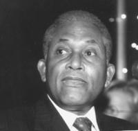 ritratto di  Arthur Robinson (presidente di Trinidad e Tobago)
