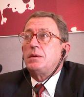 ritratto di Jean-François Hory (MEP, presidente TRP, Francia)