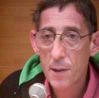 ritratto di Jean-Pierre GALLAND (écrivain, Président du CIRC)