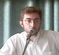 ritratto di Nicola GIOVANNINI (chercheur ULB)